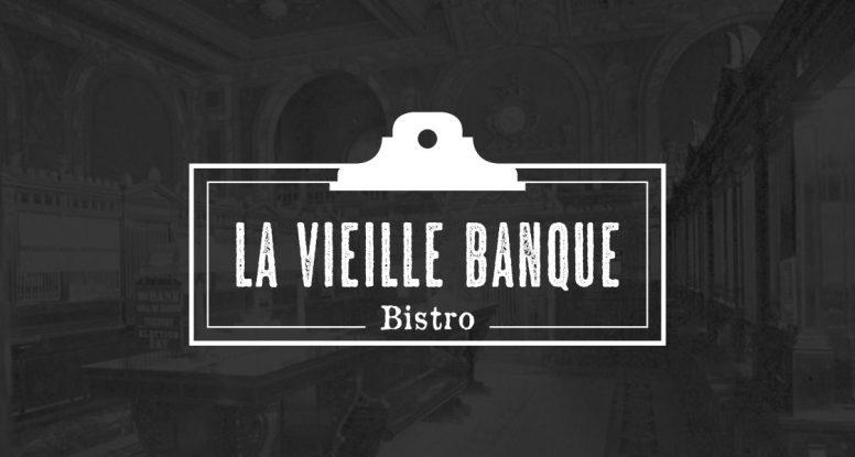 Identité visuelle - La Vieille Banque